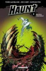 Haunt T5 : Relation fusionnelle (0), comics chez Delcourt de Casey, McFarlane, Strahm, Fox, Simpson, FCO Plascencia