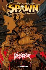 Spawn : Violator (0), comics chez Delcourt de Sim, Moore, Capullo, McFarlane, Sears, Olyoptics, Oliff