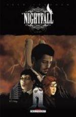 Nightfall T2 : La foi (0), comics chez Delcourt de Fordham
