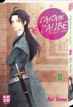 L'Arcane de l'aube  T11, manga chez Kazé manga de Toma