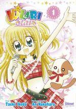 Kilari star T1, manga chez Glénat de Nakahara, Ikeda