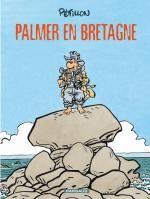 Jack Palmer T15 : Palmer en Bretagne (0), bd chez Dargaud de Pétillon