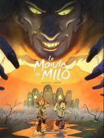 Le Monde de Milo – cycle 1, T2, bd chez Dargaud de Marazano, Ferreira