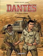 Dantès – Saison 2, T1 : Le poison d'ébène (0), bd chez Dargaud de Guillaume, Boisserie, Juszezak, Spitéri