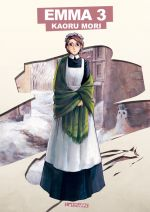 Emma - deluxe T3, manga chez Ki-oon de Mori