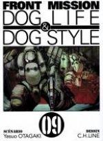 Front Mission - Dog Life and Dog Style T9, manga chez Ki-oon de Otagaki