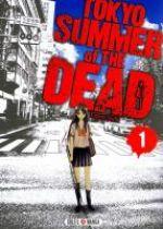 Tokyo summer of the dead T1, manga chez Soleil de Kugura