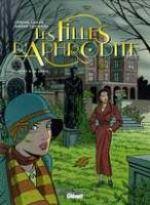Les Filles d'Aphrodite T1 : Mort à la carte (0), bd chez Glénat de Jamar, Taymans, Wesel
