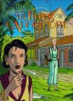 Les Filles d'Aphrodite T2 : Pas de fumée sans jeux (0), bd chez Glénat de Jamar, Taymans, Wesel