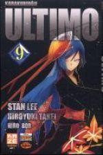 Karakuridôji Ultimo T9, manga chez Kazé manga de Takei, Lee, Hiro, Bob