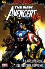 The New Avengers (vol.1) T6 : A la recherche du sorcier suprême (0), comics chez Panini Comics de Bendis, Vines, Maleev, Horn, Immonen, Bachalo, Tan, Lopez, Epting, Aja, Yu, Gaydos, Lopez, Morales, Hitch, McNiven, Mounts, Ponsor, Stewart, McCaig, Fabela