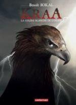 Kraa T3 : La Colère blanche de l'orage (0), bd chez Casterman de Sokal