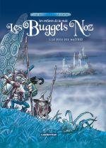 Les Buggels noz T1 : Le bois des maîtres (0), bd chez Casterman de Simon, Michaud, Michaud