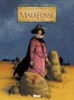 Les chemins de Malefosse T21 : Plaie d'argent (0), bd chez Glénat de Bardet, Goepfert, Faucon