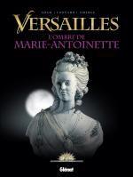 Versailles T2 : L'Ombre de la Reine (0), bd chez Glénat de Adam, Convard, Liberge, Estera Zielinska
