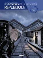 Les Mystères de la Troisième République T2 : Le tueur dévot (0), bd chez Glénat de Richelle, Wachs, Boccato
