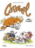 Caramel T1 : Caramel entre en scène (0), bd chez Vents d'Ouest de Marsaudon, Léonardo