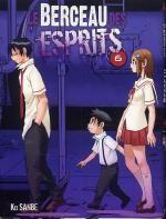 Le Berceau des esprits T6, manga chez Ki-oon de Sanbe