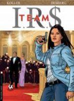 IRS Team T2 : Wags (0), bd chez Le Lombard de Desberg, Koller, Coquelicot