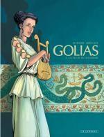Golias T2 : La fleur du souvenir (0), bd chez Le Lombard de Le Tendre, Lereculey, Stambecco