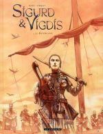 Sigurd et Vigdis T2 : Le Kourgane (0), bd chez Le Lombard de Loiselet, Blary