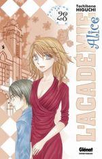 L'académie Alice T28, manga chez Glénat de Higuchi
