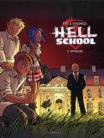 Hell school T2 : Orphelins (0), bd chez Le Lombard de Dugomier, Ers, Cesano