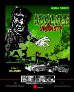 Apocalypse sur Carson city T4 : Halloween (0), bd chez Akileos de Griffon