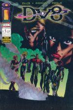 Dv8 T1, comics chez Semic de Ellis, Ramos, Fouts