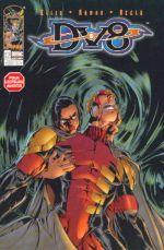 Dv8 T2, comics chez Semic de Ellis, Ramos, Lopez, Fouts