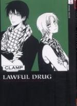 Lawful drug T1, manga chez Tonkam de Clamp