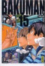 Bakuman T15, manga chez Kana de Ohba, Obata