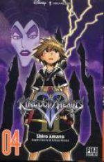 Kingdom hearts II T4, manga chez Pika de Shiro