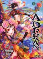 Adekan T5, manga chez Ototo de Nao