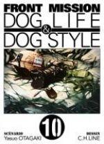 Front Mission - Dog Life and Dog Style T10, manga chez Ki-oon de Otagaki, C.H.LINE
