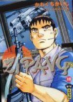 Zipang T38, manga chez Kana de Kawaguchi
