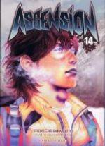 Ascension T14, manga chez Delcourt de Nitta, Sakamoto, Nabeta