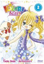 Kilari star T2, manga chez Glénat de Nakahara, Ikeda