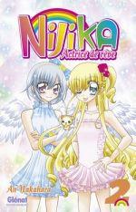 Nijika actrice de rêve T2, manga chez Glénat de Nakahara