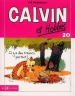 Calvin et Hobbes T20 : Il y a des trésors partout (0), comics chez Hors Collection de Watterson