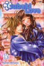 Tsubaki love T15, manga chez Panini Comics de Kanan