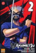 Akumetsu  T2, manga chez Taïfu comics de Tabata, Yogo