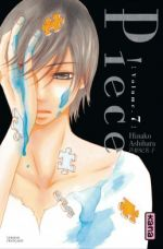 Piece T7, manga chez Kana de Ashihara