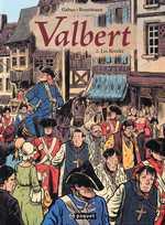 Valbert T2 : Les révélés (0), bd chez Paquet de Gabus, Reutimann