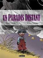 Un paradis distant, bd chez Paquet de Antunes, Taborda, Duplan