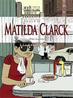 Matilda Clarck, bd chez Paquet de Laperla