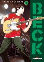 Beck T9, manga chez Delcourt de Sakuishi