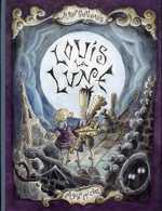 Louis la lune, bd chez Albin Michel de Guillemois