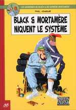 Black et Mortamer T1 : Black et Mortamer niquent le système (0), bd chez Le cycliste de Pixel Vengeur
