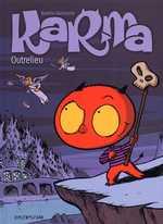 Karma T1 : Outrelieu (0), bd chez Dupuis de Janssens, Borrini, Pilet